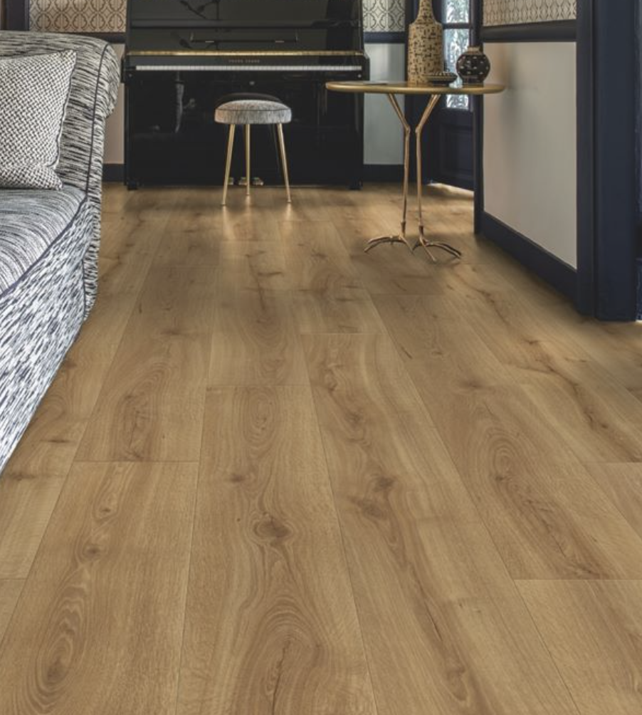 If you're laying laminate, be confident in your skills or it might be better to get a professional i