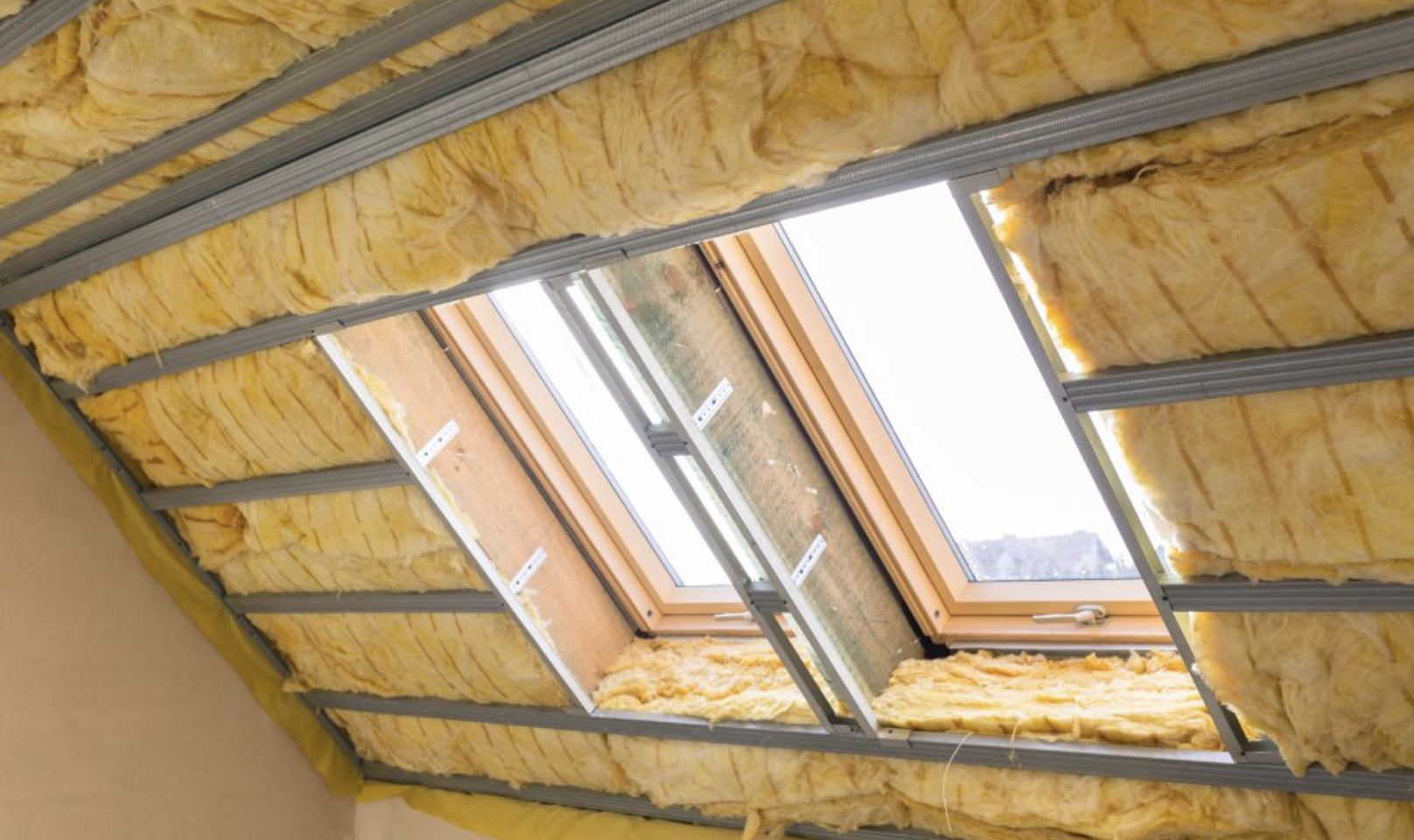 If you have a loft extension ensure that floor and roof and eaves are insulated