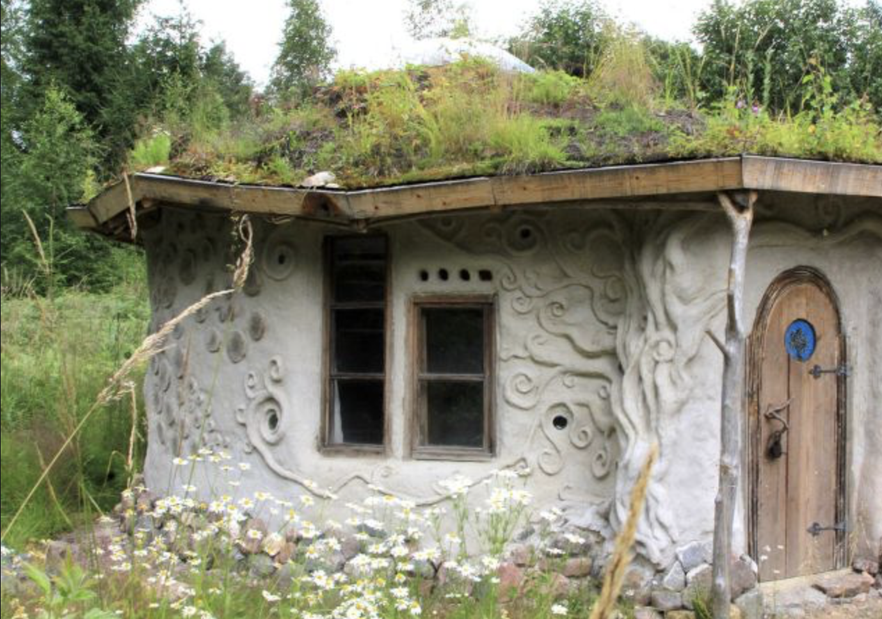 cob houses date back thousands of years
