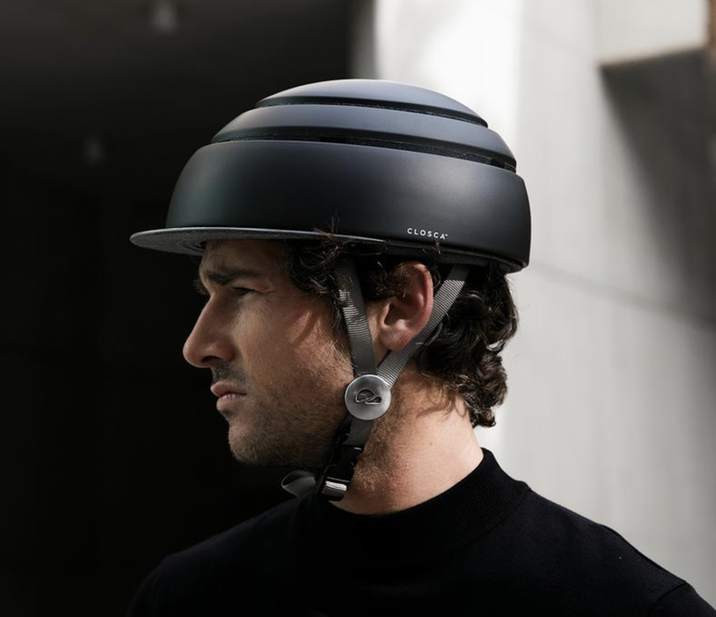 Closca helmets offer convenience in their easy carrying