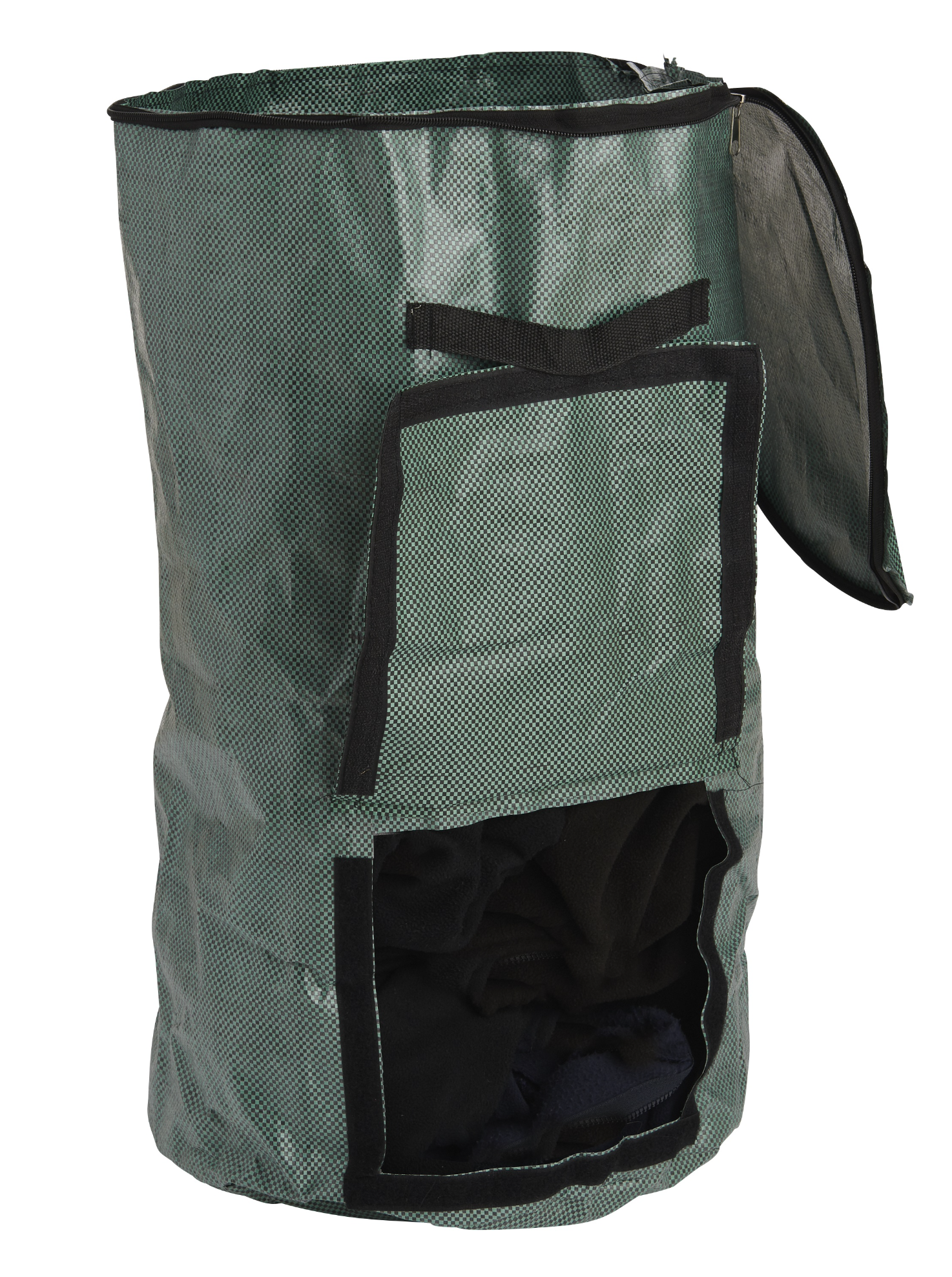 Collapsible and moveable compost bag from Wilko