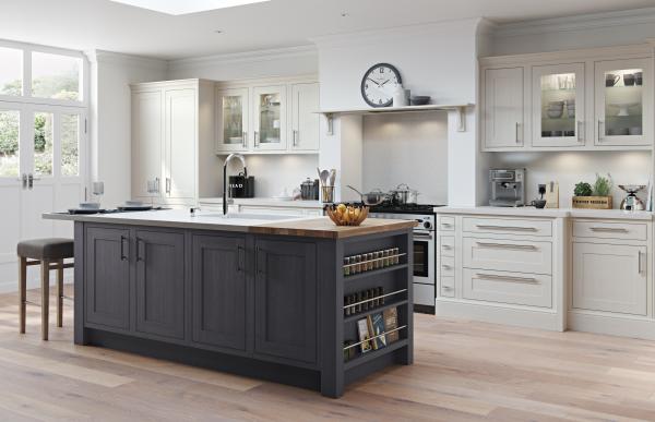Shaker kitchen, Mereway Kitchens Ltd