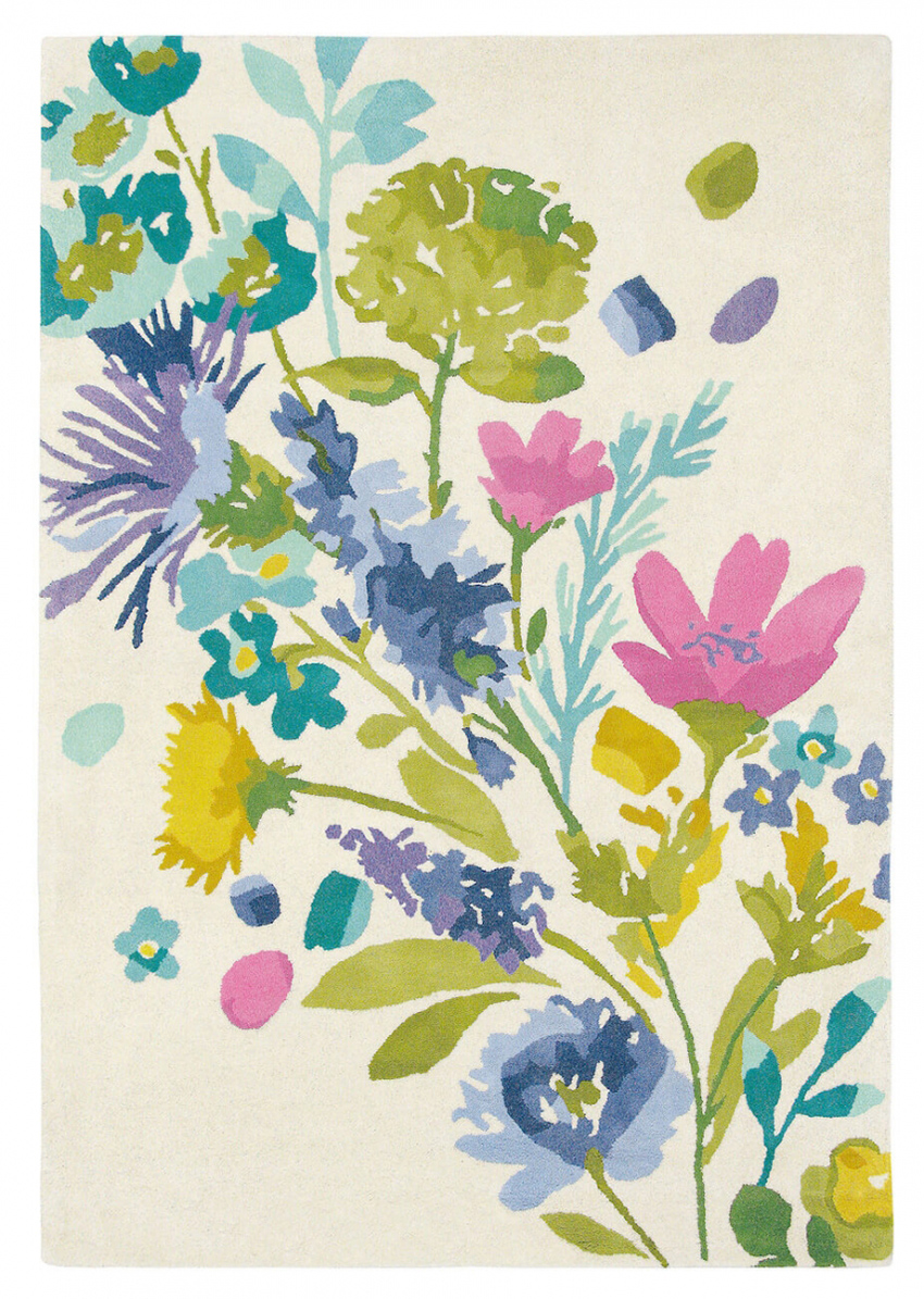 Tetbury wool rug, bluebellgray, from £429 at therugswarehouse.co.uk