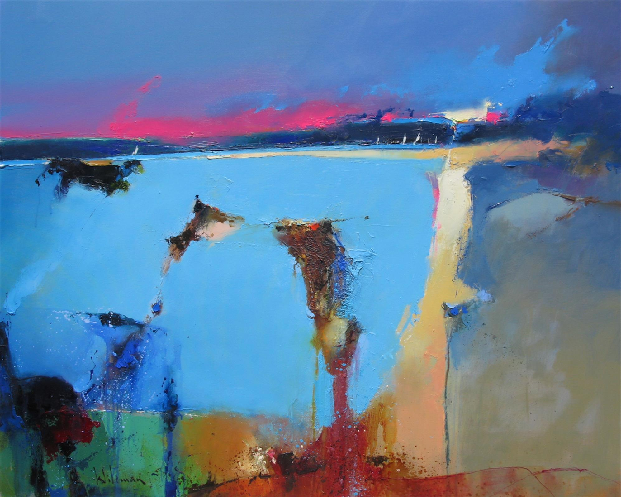 Peter Wileman's A Mile oF Warm Sea Scented Beach
