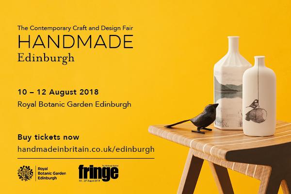 Handmade in Edinburgh