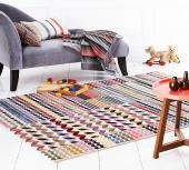 New rug from Margo Selby