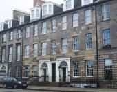 The mansions of Edinburgh New Town