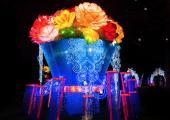 Flowers lantern