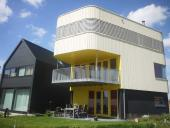 Complete self-built home at Almere in Holland
