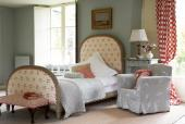 Vanessa Arbuthnott uses organic cotton and linen fabrics