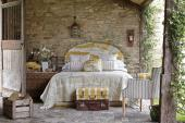 Bohemian collection has subtle pattern and colourways