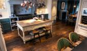 17th century reclaimed French oak from Benott