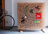 PinPres by Ooo My Design is hand-made in Spain from wood