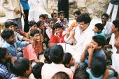 Kailash Satyarthi has devoted his life to campaigning for children's rights