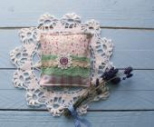 Lavender bag by maker extraordinaire Kajsa Kinsella