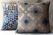 cushions by Moavi Design (www.moavidesign.com)