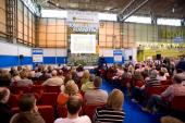 Attend talks, seminars and practical workshops