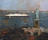QE2 by Douglas Gray