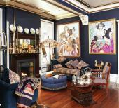 Toronto home of Vivian Reiss is full of antiques