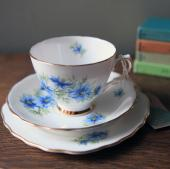 Vintage china and ceramics will be on sale