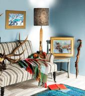 Ski chalet chic - find that perfect piece you've been looking for