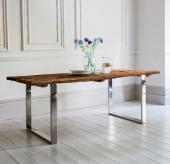 Kontiki from Atkin & Thyme is made from reclaimed teak and steel