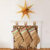 Hessian stockings by dejaooh, £26