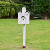 Transylvania birdhouse by Gary Edwin Wild, 80cm, £150