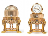 Third Faberge Easter Egg, which disappeared in 1922
