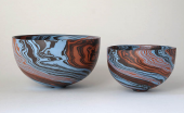 Pinch bowls by Ben Davies