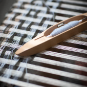 weaving with Margo Selby