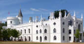 Strawberry Hill House - an experiment in Gothic revival