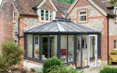 Conservatories are topping the spend