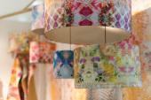 Lampshades by Mairi Helena
