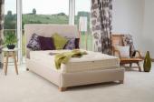 Handmade Dartmouth mattress from Cottonsafe Natural Mattress in Devon uses no FR chemicals