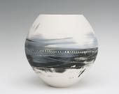 Ceramic vase by Ali Tomlin