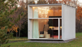 Micro houses - the answer for single people perhaps but not families