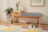 livorno living storage bench from Lidl