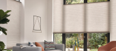 Duette blinds trap warmth