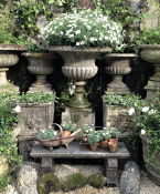 reclamation yards for urns pots