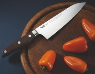 Tog Knives are a must for serious cooks