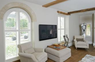 Purely Shutters widow covers