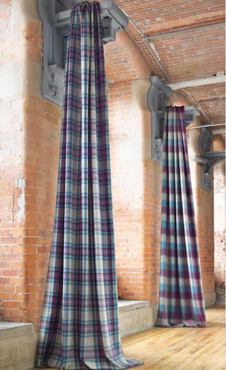 Woollen fabrics from Moon Furnishings