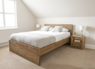 Eat Sleep Live uses reclaimed timber