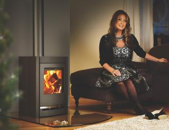 Stovey contemporary wood burning stoves