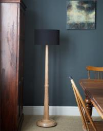 Plywood sandard lamp by Natajaq