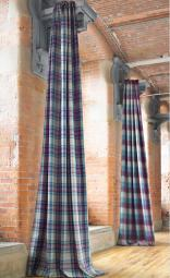 Woollen fabrics from Moon Furnishings
