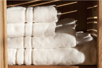 soft top quality organic cotton towels from fou furnishings