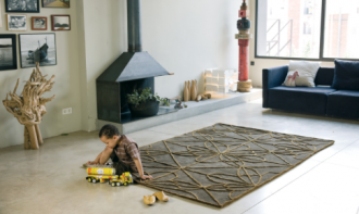 nanimarquina rugs are made from sustainable materials such as wool
