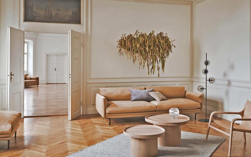 Lomi sofa Bolia